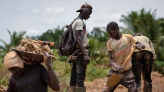 Miners for Ghana