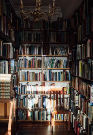 Scotland's largest second-hand bookshop, Wigtown
