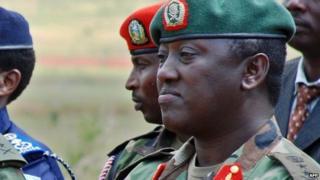 General Emmanuel Karenzi Karake