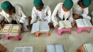 पाकिस्तानी मदरसे