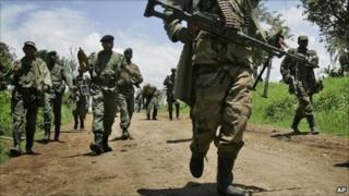 Mapigano ya kikabila nchini DRC
