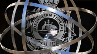 Australia Federal Police emblem
