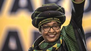 Winnine Mandela