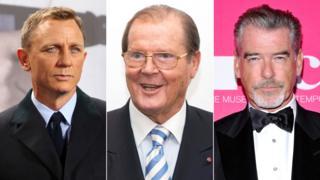 Sir Roger Moore: Daniel Craig and Pierce Brosnan pay tribute