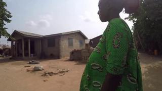 trudnica u Gani