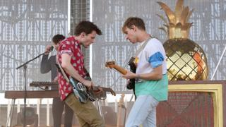 Glass Animals at Glastonbury