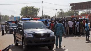 La police nigériane annonce l'arrestation du cerveau d'une célèbre bande de ravisseurs à Lagos.
