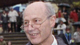 Peter Ball in 1992