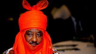 The Emir of Kano, Muhammadu Sanusi II