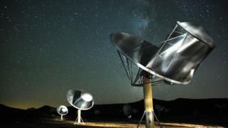 앨런 망원경 집합체