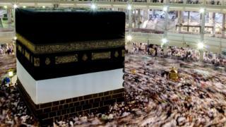मुसलमानाचां तीर्थस्थळ - मक्का