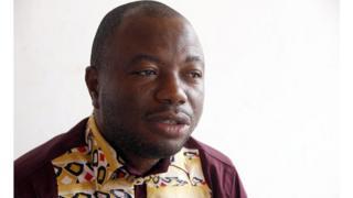 Le ministère ivoirien de la Justice, contacté par la BBC, n'a ni confirmé, ni infirmé la levée du mandat d'arrêt émis contre Damana Pickass (en photo).