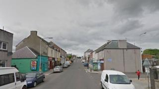 Main Street, Kelty