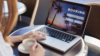 Booking a hotel