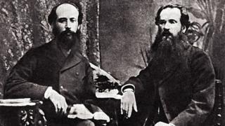 Панас Мирний та Іван Білик