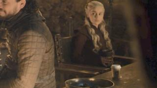Game of Thrones sahnesi
