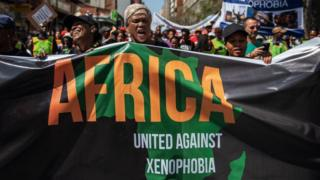 South Africa xenophobia: Africa needs 'managed migration'