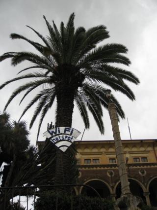 Wifi hotspot in Asmara