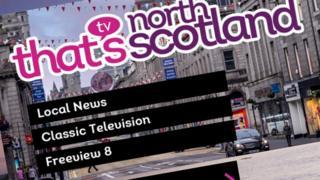 That's TV North Scotland website