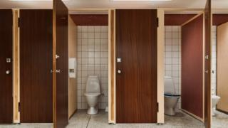 Toilet cubicles