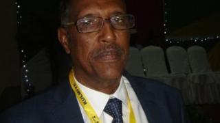 Muse Bihi Abdi aliibuka mshindi kwa kujipatia asilimia 50 ya kura hizo.
