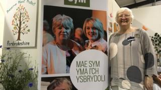 Mair Stephens, SYM