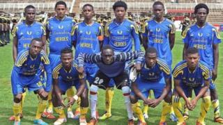 L'équipe nationale de Zanzibar.