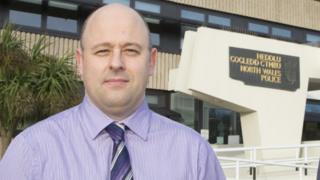 PC David Hall