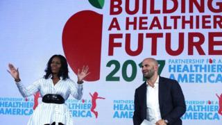 Michelle Obama aukosoa utawala wa Trump