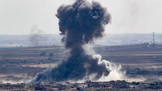 حمله ترکیه به منطقه کردنشین سوریه؛ درخواست کمک کردها از آمریکا