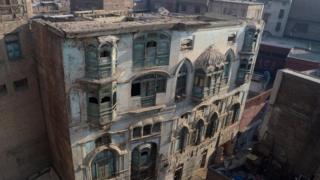Raj Kapoor's house in Peshawar