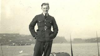 Flight Sergeant Ronald Levis