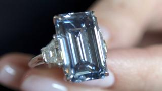 close up of diamond, May 2016