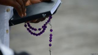 Nigeria Catholics