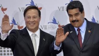 Varela y Maduro.