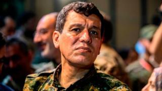 Mazlum Kobani - Mazlum Abdi - Ferhat Abdi Şahin