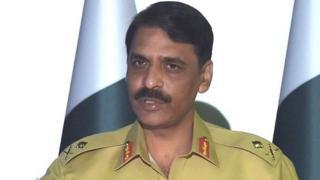 میجر جنرل آصف غفور