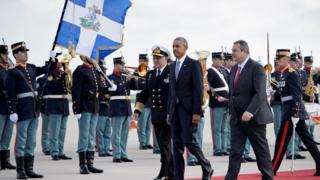 Obama, Greek,