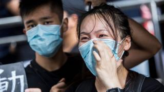 Hong Kong protestoları