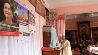 सु चीलाई बौद्धधर्म सिकाउने धम्मावति