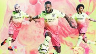 Sergio-Aguero-Raheem-Sterling-and-Leroy-Sane-in-Manchester-City's-new-3rd-kit.
