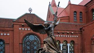 Catholic Church of St Simon and St Helena, Minsk