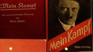 Mein Kampf original editions, file pic