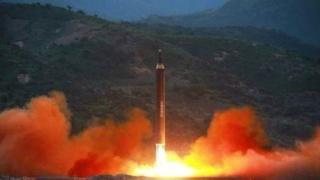 ракета, північна корея