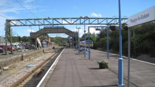 Thorpe-le-Soken railway station