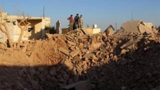 Rikicin Syria ya sanya fararen hula da dama cikin mawuyacin yanayi