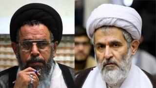 حسین طائب و محمود علوی