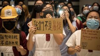 有調查指出通識科沒有令香港青年激進化,但似乎比較成功地提高了中學生的公民意識。