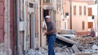 Midilli Adası deprem