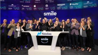 SmileDirectClub floated on the Nasdaq exchange this week